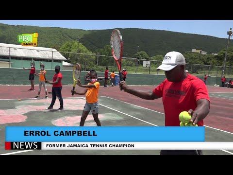 Errol Campbell Easter Tennis Camp For Kids
