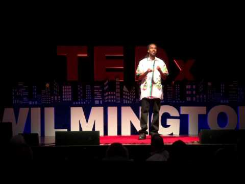 9 No's and 1 Yes: How Not Quitting My Dreams Changed My Life | Gumption Creque | TEDxWilmington