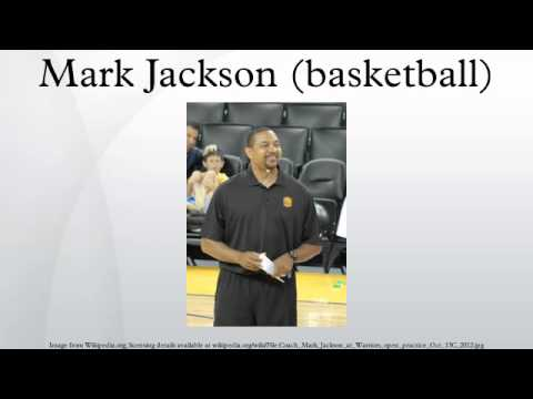 Mark Jackson (basketball)