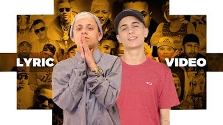 MC Hariel e MC Pedrinho - 4M No Toque (Lyric Vídeo) Jorgin Deejhay