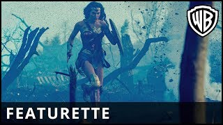 Wonder Woman – The Trinity Featurette - Warner Bros. UK