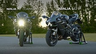 2017 Ninja H2 CARBON & Ninja H2 Promotion Video