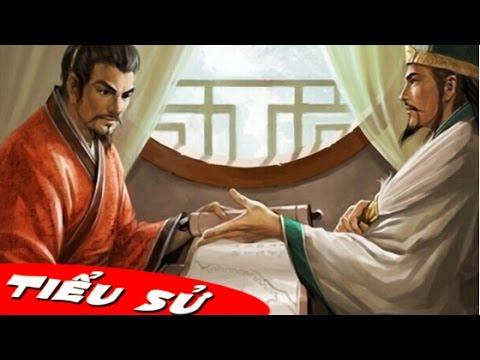 Vì sao Gia Cát Lượng chỉ chọn Lưu Bị mà không phải Tào Tháo? [Tiểu sử Người Nổi Tiếng]