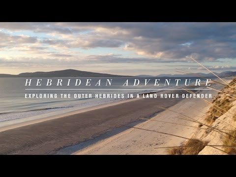 Hebridean Adventure - Part 2 - Beaches of North Uist