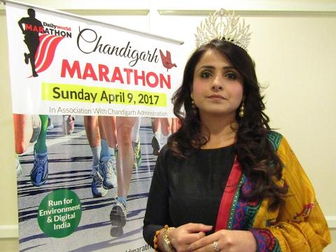 Beauty Queen Neha Arora speaks on Baba Ramdev, cosmetics and fitness
