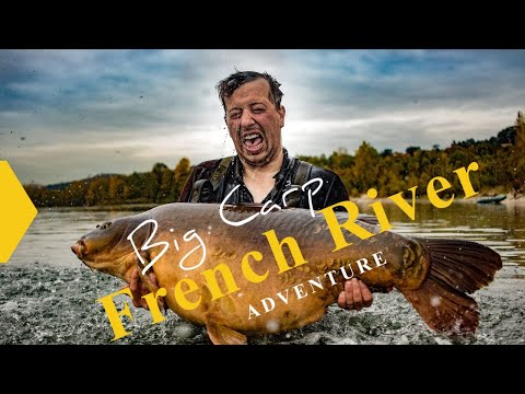 French River Carp Fishing Adventure 2017