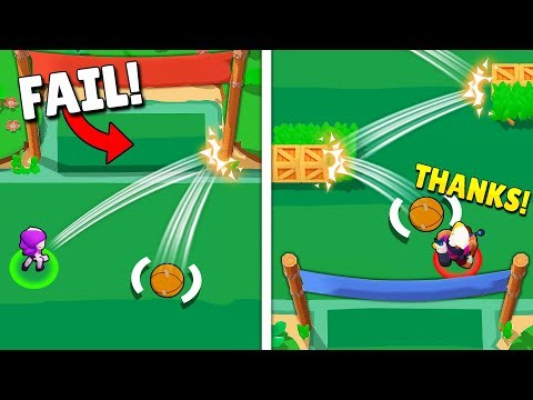 FUNNIEST BRAWL BALL FAIL EVER! (Brawl Stars Fails \u0026 Epic Wins! #22)
