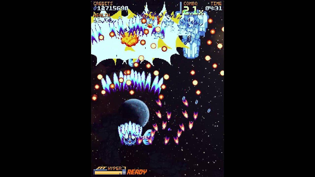 Super Galaxy Squadron - Stage 6