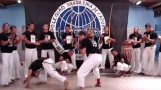 V Festival Ginga Ceará - Grupo Legião Brasileira de Capoeira