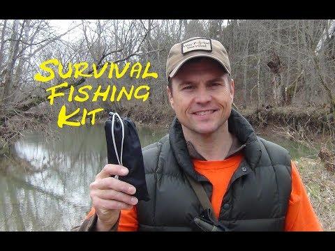 Survival Fishing Kit