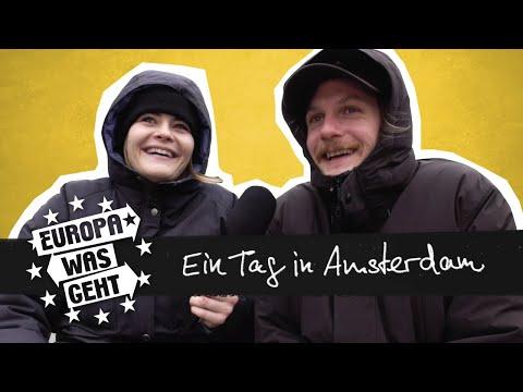 Ein Tag in Amsterdam mit VINCENT PFÄFFLIN