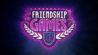 Девочки из Эквестрии Игры Дружбы Трейлер (Дубляж Карусель) FullHD (1080p)