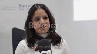 Ana Milena De Masquespacio En Los Barreira Interior Design Days 2016