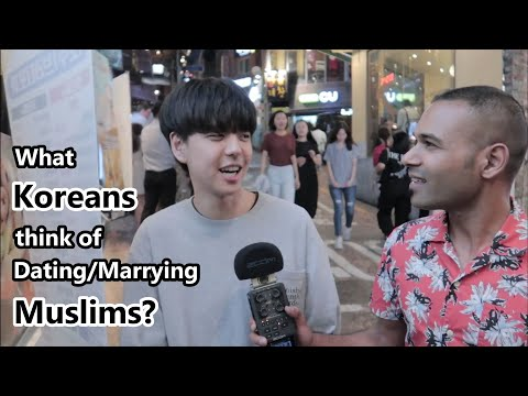 What Koreans Think Of Dating/Marrying Muslims?
