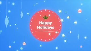 Happy Holidays from Appspace