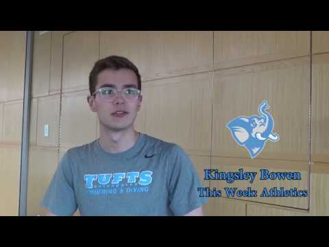 Jumbo Minute with Swimming's Kingsley Bowen