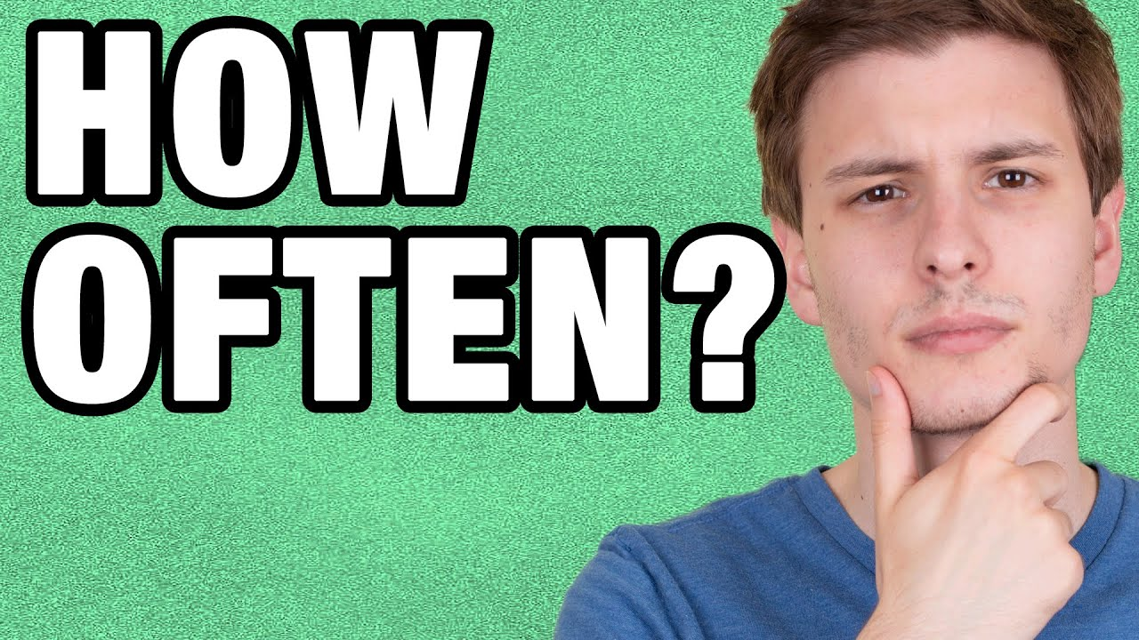 How often to contact someone you're dating