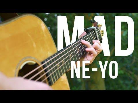 Ne Yo  Mad  Fingerstyle Guitar   James Bartholomew