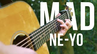 Ne- Yo - Mad - Fingerstyle Guitar Cover by James Bartholomew