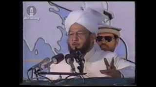 Address on Second Day, Jalsa Salana 12 August 1989.