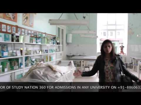 Anatomy Classroom | MBBS in Ukraine Medical University for MBBS course
