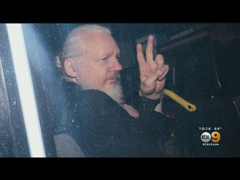 WikiLeaks Founder Julian Assange Arrested In London, Facing Possible US Extradition