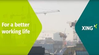 XING als Arbeitgeber - For a better working life (english subtitles)