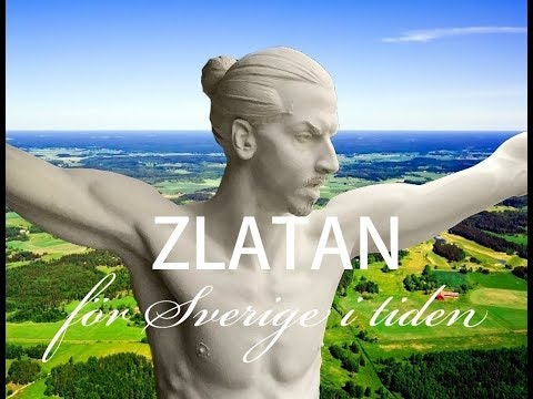 Zlatan – för Sverige i tiden | Dokumentär | SVT play HD