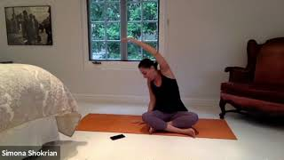 Beginner/Intermediate Yoga - Session 19