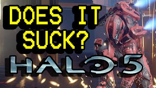 Halo 5: The Good, The Bad and The Meh - (Beta Gameplay Analysis)