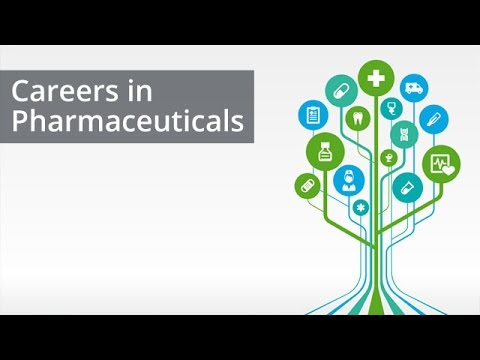 Preview: Careers in Pharmaceuticals with Ali