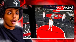 WAIT... IS THIS ACTUALLY NBA 2K22?! NEW REWARDS, MODES, MAPS