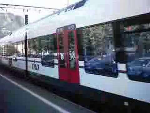 Lugano TILO ETR 150 doppio test