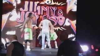 Tim Wiese WWE Debut