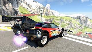 Epic High Speed Jumps #51 - BeamNG Drive CrashBoomPunk