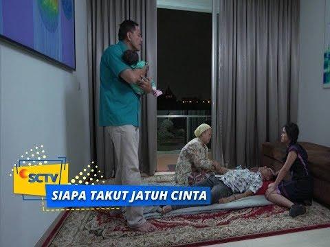 Reza Buat Semua Orang di Rumah Panik Melihatnya Saat di Urut I Siapa Takut Jatuh Cinta Episode 402