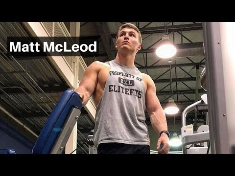Creating a Name in the Fitness Industry with Matt McLeod - Ep 111
