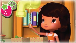 Strawberry Shortcake | Till The Work Is Done | Berry Bitty Adventures| Cartoons For Kids | Wildbrain