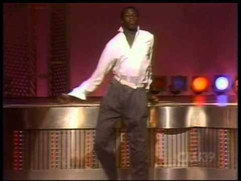 Soul Train Line So Emotional Whitney Houston