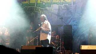 Bob Andy at Rototom Sunsplash 2010