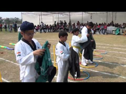 Mini Olympics: The Annual Sports Day: Sports Competitions for Students