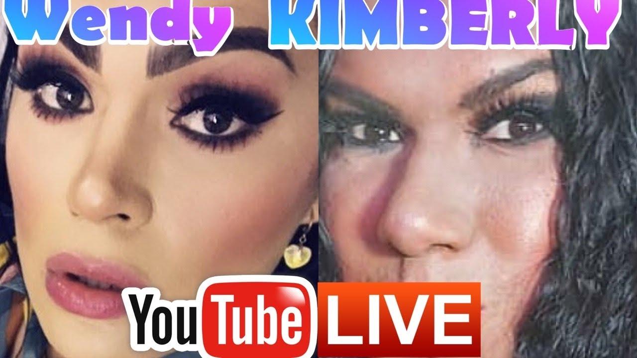 #lasperdidasoficial  wendyguevara y Kimberly irene la más preciosa