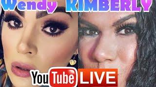 #lasperdidas wendyguevara y Kimberly irene la más preciosa