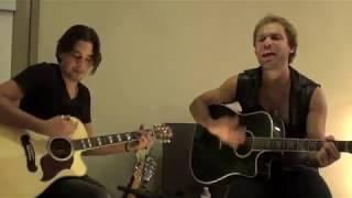 Never Say Goodbye Bon Jovi Acoustic Cover