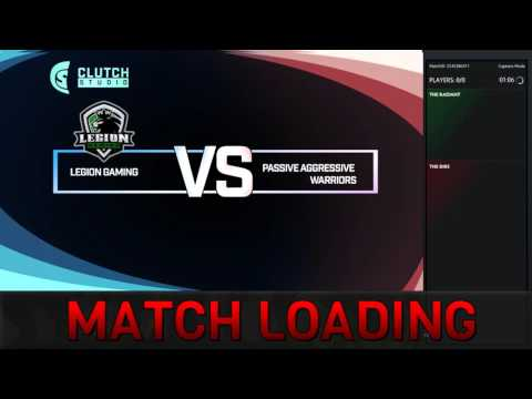 Clutch Studio | HG vs KTO and LGN vs PAW | Oceanic DotA! Cybergamer open ladder