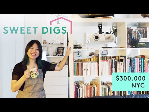 What $300,000 Will Get You In NYC | Sweet Digs | Refinery29