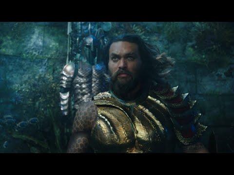 Aquaman - Trailer Oficial #1