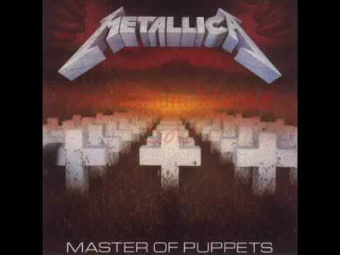 All Metallica Solos  Master Of Puppets