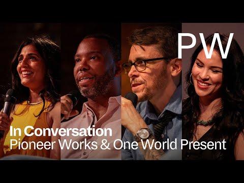 In Conversation: Jordy Rosenberg, Ta-Nehisi Coates, Kali Fajardo-Anstine, and Mira Jacob
