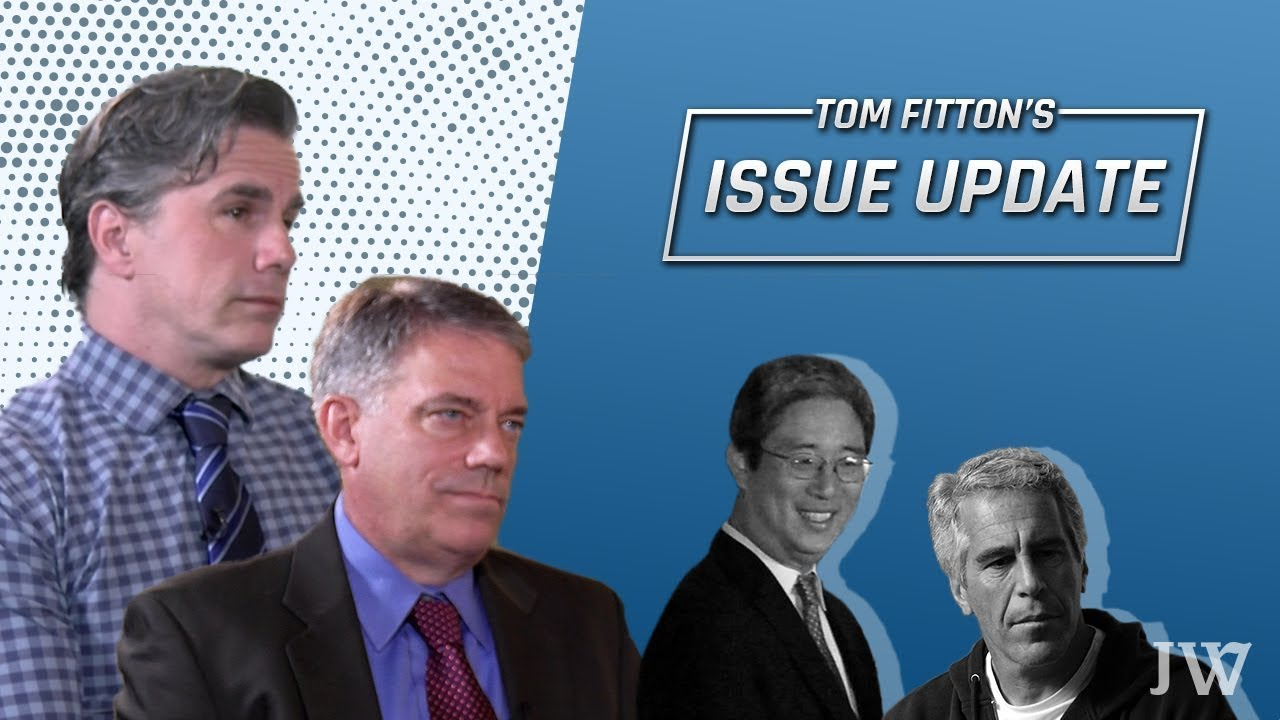 Judicial Watch The Mysterious Death of Jeff Epstein & NEW #SpyGate Docs about Bruce Ohr | Inside